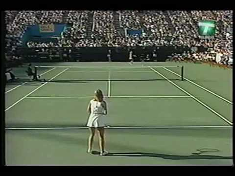 Chris Evert Vs Tracy Austin 5 Video