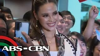 Catriona Gray game bang makatambal sa proyekto si Sam Milby? | TV Patrol