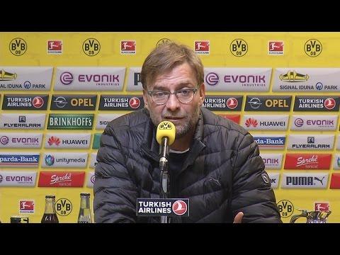 Pressekonferenz: Jürgen Klopp vor dem Heimspiel gegen den VfB Stuttgart | BVB total!