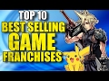 Top 10 Best Selling Video Game Franchises