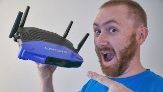 Linksys WRT AC3200 Router Review