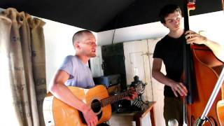 Neil Young Old Man - Acoustic Cover (Christopher Burkholder and Brendan Burke)