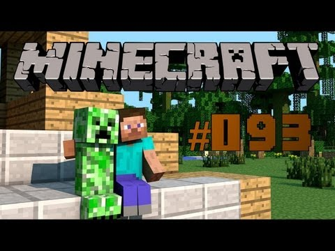 Lets Play Minecraft # 93 [German/HD] - Norman Broadsword