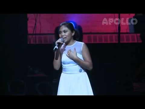 Lianah Wins 2010 Amateur Night At The Apollo - 1st Fil-Am Amateur Night Champion (Star of Tomorrow)