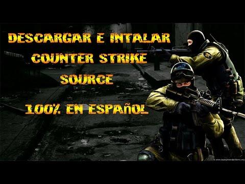 Descargar e Instalar Counter strike source 100% español