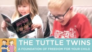 Give Your Children a Foundation of Freedom — The Tuttle Twins