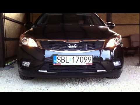 Kia Ceed SW with Philips LED Daylight 4