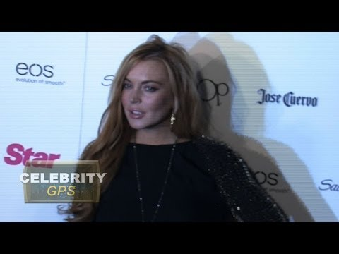 Lindsay Lohan's Lover list is real - Hollywood.TV