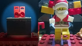 LEGO Christmas Eve: Santa is Coming (Stop Motion BrickFilm)