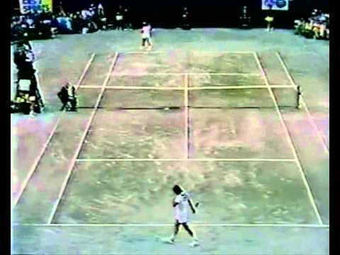 Hace 39 años, Vilas se consagraba campeón del US Open