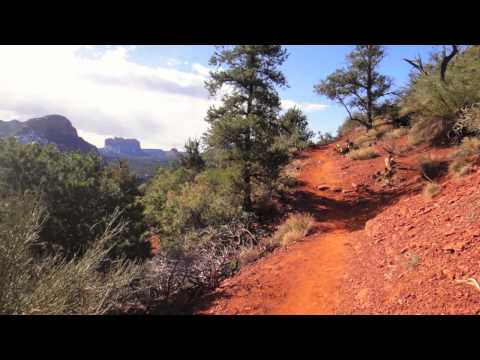 Sedona Airport Loop Trail Video
