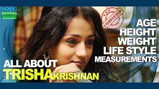 Trisha Krishnan - All About Trisha Krishnan Profile,Net worth,Life style,Biography..