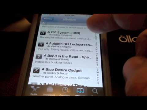 Como Instalar SIRI DICTATION en el iPhone 4. 3GS. iPod Touch iOS 5.0.1