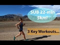 HOW TO RUN A SUB 22 Minute 5km Key Workouts And Tips Sage Running mp3