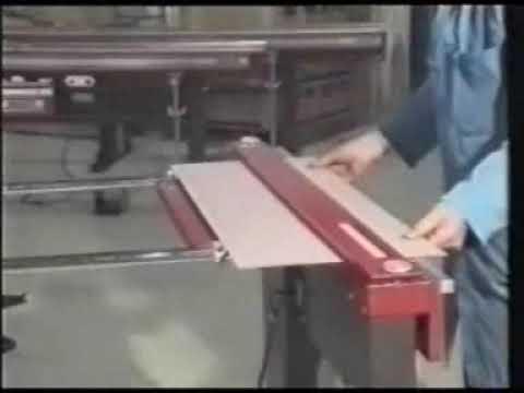 Гнульный станок для металла