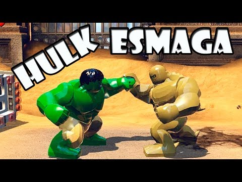 Hulk Esmaga Tudooo video