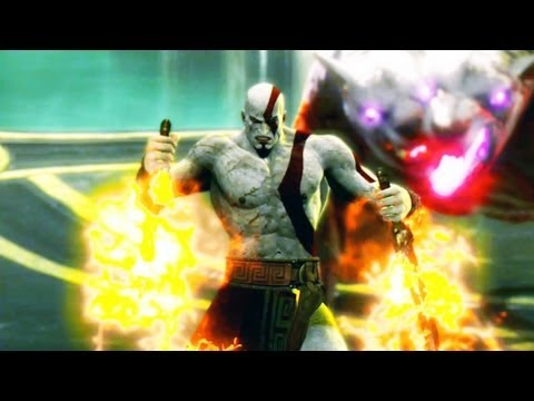 God of War Ascension: Templo de Delfos