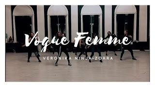 ARIANA GRANDE - Vogue Femme | VERONIKA NINJA (Christmas Vogue Camp 2017)