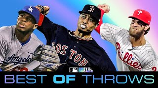 Best Outfield Throws of the 2010s | Best Of The Decade