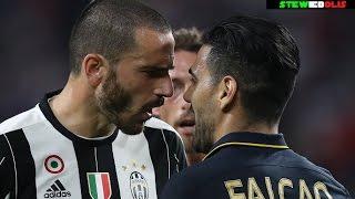 Leonardo Bonucci ● Best Fights & Angry Moments Ever! ● 1080i HD #Juventus #Bonucci