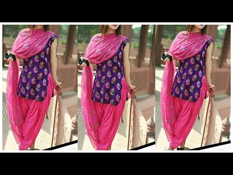 Colour Combination For Punjabi Suits || Punjabi Suits Designs Idea || Punjabi Suit Designs 2018-2019
