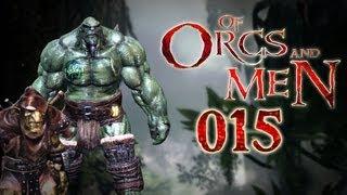 Let's Play Of Orcs And Men #015 - Sprung ins Dunkel [deutsch] [720p]