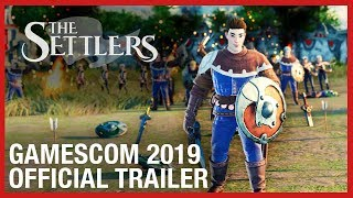 The Settlers: Official Gamescom 2019 Trailer | Ubisoft [NA]