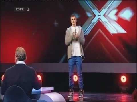 [DK] X Factor 2011 - Sjove Franz *Audition* (Original Video)