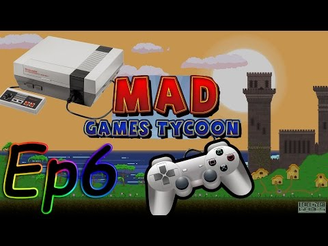 Mad Games Tycoon Hardware Ep6 (New Gods New Gen)