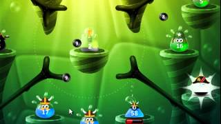 JellyGo! Walkthrough : Level 66 (3 Stars)