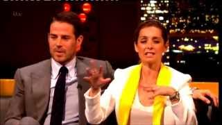 """Jamie and Louise Redknapp"" On The Jonathan Ross Show 4 Ep 19 11 May 2013 Part 3/5"