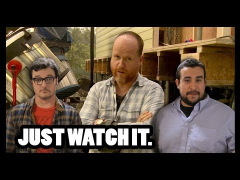 Joss Whedon Wants You to Watch IN YOUR EYES, NOW! - CineFix Now