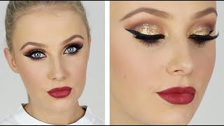 ULTRA GLAM Special Occasion Makeup!   Lauren Curtis
