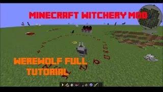 How to: Witchery Werewolf Full Tutorial
