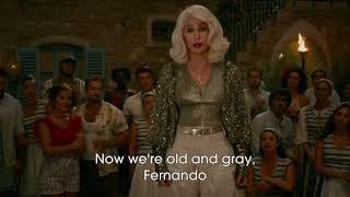 Mamma Mia Here We Go Again Fernando 1080phd