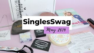 SinglesSwag Review May 2019: Lifestyle Subscription Box