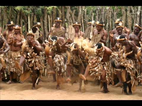 African Zulu Drum Music