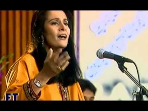 Tina Sanis Tribute to Parveen Shakir