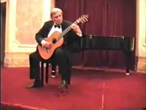 F. Moreno Torroba - Suite Castellana - César Amaro guitarra