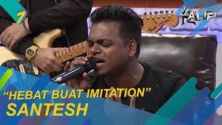 Download Lagu Ketemu Tetamu | Santesh hebat buat imitation! | It's Alif! Gratis STAFABAND