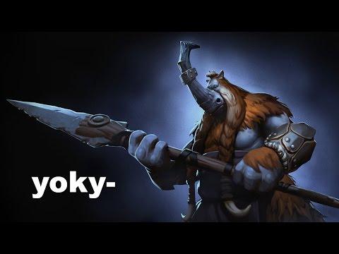 yoky- Magnus - Empire Asus Dota 2