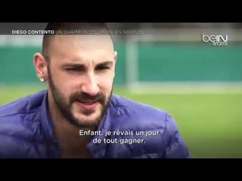 Reportage beIN SPORTS : Diego Contento, un champion d'Europe à Bordeaux