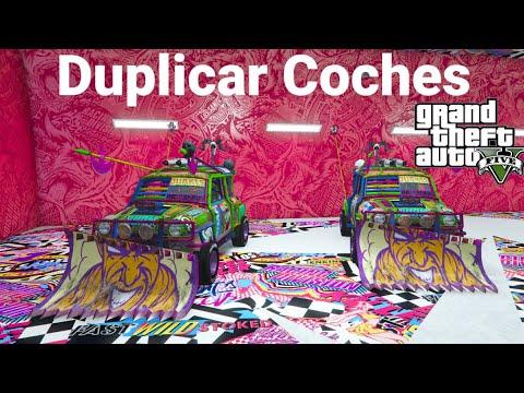 COMO DUPLICAR COCHES EN GTA V ONLINE XBOX ONE