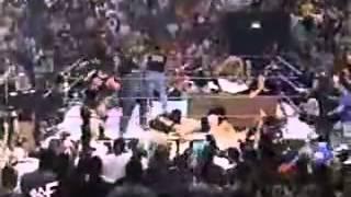 Chuck Palumbo & Sean O'haire invade WWF!