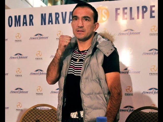 Narvez: &quot;Nunca promet un nocaut, siempre buen espectculo&quot;