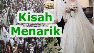 Kisah Perayaan Pengantin Katholik saat aksi bela islam 411