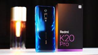 Redmi K20 Pro Обзор - ЭТО ПОБЕДА 🔥 Xiaomi МОНСТРЫ!