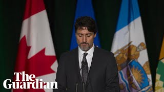 Justin Trudeau 39We will not rest until there is justice and accountability39