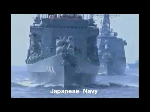 海上自衛隊(JMSDF: Japan Maritime Self-Defense Force) PV