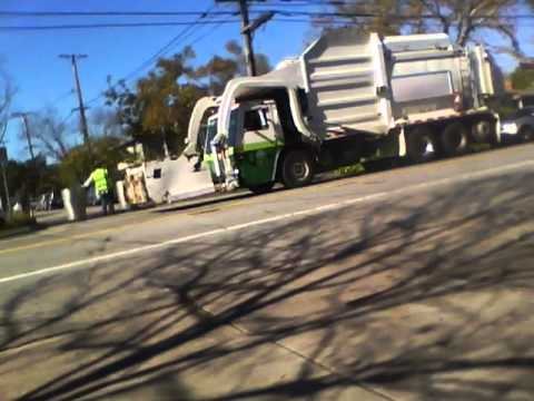Green Waste of PA Mack  LE Wittke bad angle 3/25/11 (Update in description)